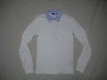 wr544 女 Ralph Lauren ラルフローレン 長袖ポロシャツ Mサイズ