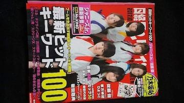 日経エンタテインメント 乃木坂46 ジャニーズJr. Mr.KING