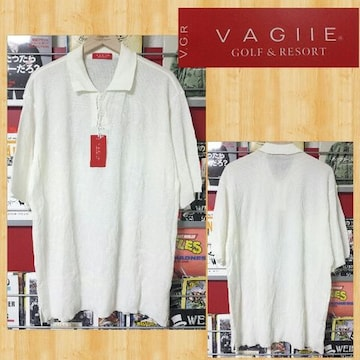 購入27000円 VAGIIE バジエ 半袖ニットセーター 50 新品 サマーセーター