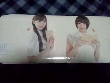 ■非売品■ナツイチ 篠田麻里子☆小嶋陽菜新品ブックカバー