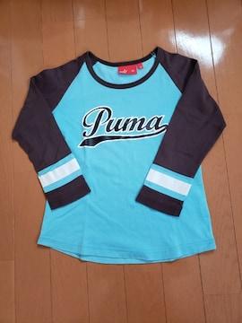 PUMA プーマ 長袖Tシャツ 130