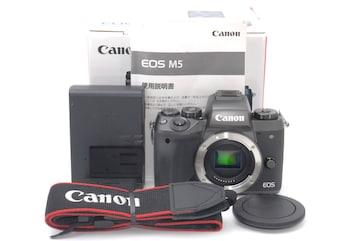Wi-Fi・Bluetooth対応のミラーレスカメラ♪Canon EOS M5 ボディ