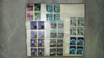 記念切手♪戦後50年メモリアルシリーズ(ケース付)&岸和田だんじり〜80円54枚