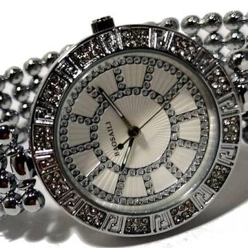 新品/未使用【箱付】BAOSAILI【ジルコニア】美しい腕時計