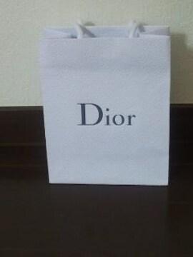 Christian Dior(クリスチャンディオール)ショップ袋