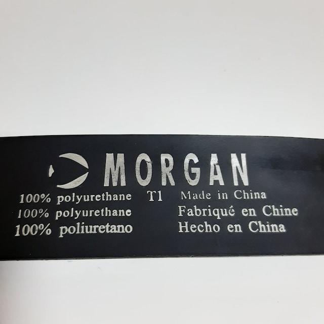 激安 MORGAN モーガン ベルト < ブランドの