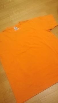 Colombiaコロンビア カノコ半袖Tシャツ オレンジ サイズXL ロゴ刺繍