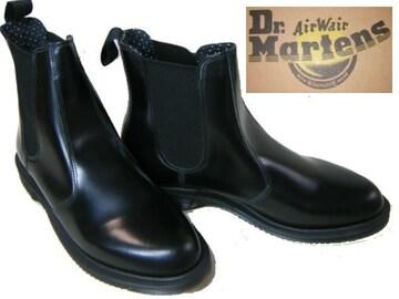 ドクターマーチン チェルシー サイドゴア ブーツ14649001黒 uk7