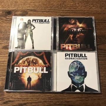 【PITBULL (ピットブル)】アルバム4セット