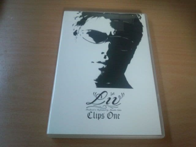 LIV DVD「Clips One」押尾学●  < タレントグッズの