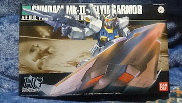 Zガンダム 1/144 ガンダムMk-�U+フライングアーマー