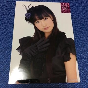 NMB48 肥川彩愛 生写真 AKB48