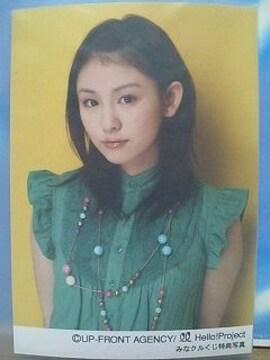 ポイントカード特典 みなクルくじ3等・L判1枚 2007.6/菅谷梨沙子